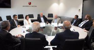 Μνημόνιο Συνεργασίας μεταξύ Πανεπιστημίου Λευκωσίας και Κέντρου Μελετών Τάσσος Παπαδόπουλος
