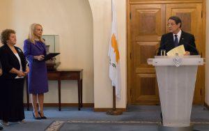 Ανέλαβαν και επίσημα καθήκοντα οι δυο Επίτροποι
