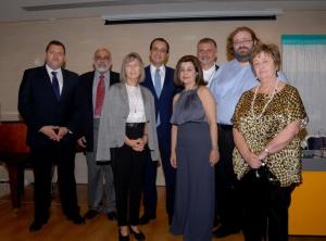 Τιμητική εκδήλωση για το έργο και τη ζωή του Α. Κουδουνάρη στο Σπίτι της Κύπρου στην Αθήνα