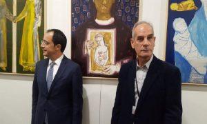Πίνακες με θέμα την Κύπρο θα κοσμούν το Διεθνές Ποινικό Δικαστήριο