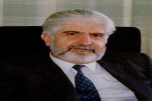 Νίκος Χρ. Χαραλάμπους: O πρώτος Επίτροπος Διοικήσεως