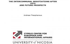 "Discussion: ""The Intercommunal Negotiations after 1974 and Future Prospects"""