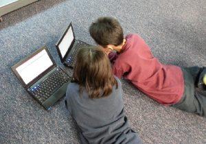 Βόλτα στο πάρκο των παιδιών της ψηφιακής εποχής