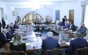 Kυπριακό, ΑΟΖ και χαλούμι στην ατζέντα του Εθνικού Συμβουλίου