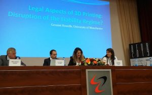 Διεθνές Νομικό Συνέδριο «Regulation and Enforcement in the Digital Age 2019» (photos)