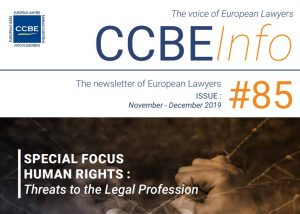 CCBE: The voice of European Lawyers