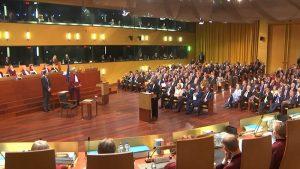 Ολοκληρώθηκε η τελετή ορκωμοσίας Προέδρου και Μελών της Κομισιόν ενώπιον του Δικαστήριου της ΕΕ