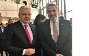 Συμμετοχή του Υπουργού Δικαιοσύνης και Δημοσίας Τάξεως κ. Γιώργου Σαββίδη στο άτυπο Συμβούλιο Υπουργών Δικαιοσύνης και Εσωτερικών Υποθέσεων, στην Κροατία