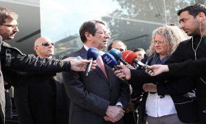 Πρόεδρος της Δημοκρατίας: «Πράττουμε τα δέοντα μέσω της διπλωματικής οδού για να επικρατήσει  το διεθνές δίκαιο στην Αν. Μεσόγειο»