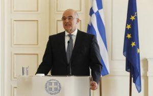 Η Ελλάδα εκτιμά τη θέση των ΗΠΑ ότι τα κυριαρχικά δικαιώματα πρέπει να γίνονται σεβαστά, λέει ο Δένδιας