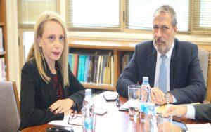 Επίτροπος Νομοθεσίας: Έτοιμο το νομοσχέδιο για την ηλεκτρονική καταχώρηση ένορκων δηλώσεων