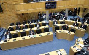 Νομοθετήματα που ψηφίστηκαν από την Ολομέλεια της Βουλής