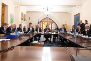Τις δράσεις της Κυβέρνησης για πάταξη της διαφθοράς στο κυπριακό ποδόσφαιρο ανακοίνωσε ο Πρόεδρος της Δημοκρατίας