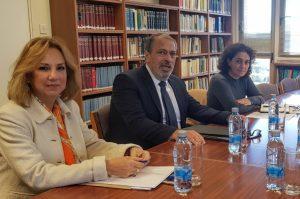 Σειρά δράσεων συμφωνήθηκε μεταξύ Υπουργείου Δικαιοσύνης και Συμβουλίου «Φωνή»
