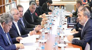 Τη σύσταση νομοπαρασκευαστικής Επιτροπής για τον καταρτισμό ενιαίας αθλητικής νομοθεσίας ανακοίνωσε ο Υπ. Δικαιοσύνης