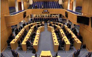 Μετατίθενται οι συνεδρίες της Ολομέλειας της Βουλής και της Επιτροπής Οικονομικών