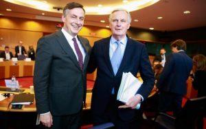 Ολοκληρώθηκε η τηλεδιάσκεψη της μεικτής επιτροπής ΕΕ – ΗΒ για την εφαρμογή της Συμφωνίας Αποχώρησης
