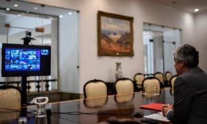 Ηγέτες G7: Δέσμευση για αντιμετώπιση των υγειονομικών και οικονομικών κινδύνων της πανδημίας