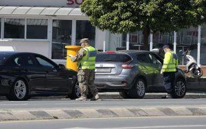 Στις 153 οι καταγγελίες της Αστυνομίας παγκύπρια το 24ωρο για παραβίαση του διατάγματος