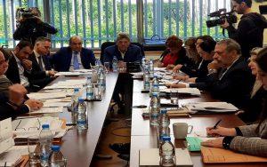 Τη λειτουργία της δικαιοσύνης στην εποχή της πανδημίας συζητά η Επιτροπή Νομικών της Βουλής