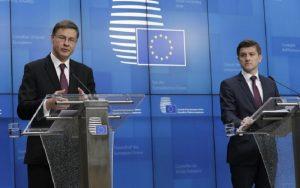 ΕCOFIN και ψηφιακή ολομέλεια του Ευρωπαϊκού Κοινοβουλίου συνεδριάζουν για τα μέτρα αντιμετώπισης της πανδημίας