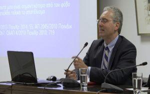 Οι επτά ανοικτές πληγές στη δυστοπία του Covid-19 – Προβληματισμοί & ανησυχίες Κ. Βαθιώτη από τη συνέντευξη του Ε. Βενιζέλου