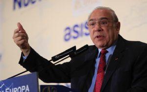 Υπέρ των 'κορωνο-ομολόγων' στην ΕΕ τάσσεται ο Πρόεδρος του ΟΟΣΑ
