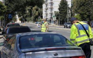 Σε 96 καταγγελίες σε 12 ώρες προέβη η Αστυνομία για παραβίαση του διατάγματος για διακινήσεις