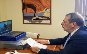 Γ. Σαββίδης: Eνημέρωσε τους Υπουργούς Δικαιοσύνης ΕΕ για τα μέτρα που λήφθηκαν στην Κύπρο