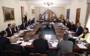 Εισηγήσεις για μεταναστευτικό και απόδοση κυπριακής υπηκοότητας σε δυο παιδιά καταθέτει ο Υπουργός Εσωτερικών στο Υπουργικό Συμβούλιο