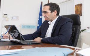 Προς τη σωστή κατεύθυνση τα μέτρα που λαμβάνει η Κυπριακή Δημοκρατία, διαμηνύει η Επικεφαλής του ECDC