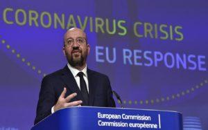 Να ανατεθεί στην Κομισιόν ο σχεδιασμός για το Ευρωπαϊκό Ταμείο Ανάκαμψης, προτείνει ο Σαρλ Μισέλ