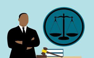 Αρμοδιότητα και ευθύνη για τη λειτουργία των δικαστηρίων
