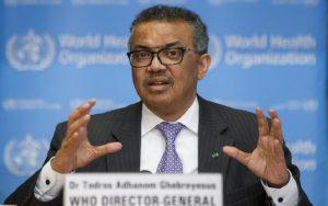 Ο ΓΔ του ΠΟΥ καλεί τις ΗΠΑ σε αναθεώρηση απόφασης για αναστολή της χρηματοδότησης