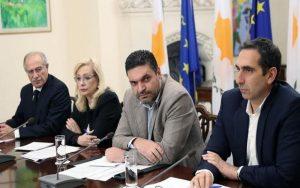 Η συνέντευξη Τύπου των Υπουργών Οικονομικών, Εργασίας, Υγείας θα πραγματοποιηθεί την Πέμπτη 30 Απριλίου