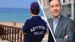 Πρόεδρος Νομικής Πανεπιστημίου Κύπρου: Αντισυνταγματική η εφαρμογή των μέτρων στις παραλίες