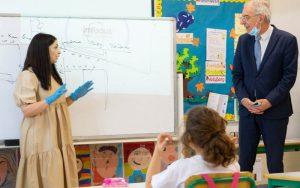 """""""Πρεμίερα"""" για Γυμνάσια και Δημοτικά – Όσα δήλωσε ο Υπουργός Παιδείας"""