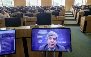Πρόεδρος του Εurogroup: H παροχή εγγυήσεων η σωστή απάντηση σε αυτό το στάδιο της κρίσης