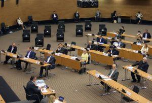 Ψηφίστηκαν τα νομοσχέδια του  Υπουργείου Εργασίας που άπτονται  των έκτακτων μέτρων αντιμετώπισης του κορωνοϊού