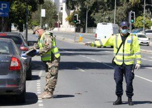 Σε 95 καταγγελίες προχώρησε η Αστυνομία στο πλαίσιο 5.427 ελέγχων για παραβίαση διαταγμάτων