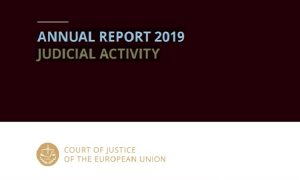 ΔEE: Judicial Activity Annual Report 2019