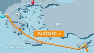 Το Υπουργικό Συμβούλιο ενέκρινε την πρόταση κυρωτικού νόμου για τη διακρατική συμφωνία του αγωγού EastMed