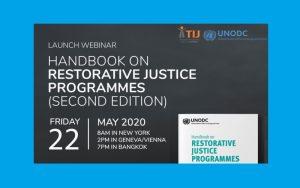 European Forum for Restorative Justice – Webinar 🗓