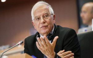 Z. Mπορρέλ: H Τουρκία να σεβαστεί τα κυριαρχικά δικαιώματα Ελλάδας – Κύπρου στην ΑΟΖ