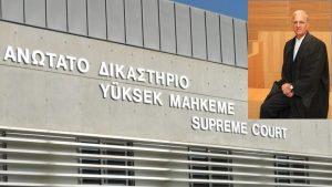 O Δικαστής Στέλιος Ναθαναήλ ο νέος Πρόεδρος του Ανωτάτου Δικαστηρίου