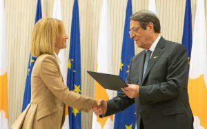 Ε. Γιολίτη: Θα εργαστώ με ταχύτητα και αποτελεσματικότητα για την ολοκλήρωση του μεταρρυθμιστικού έργου της Δικαιοσύνης (pics)