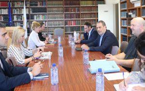 Οι δράσεις της Κυβέρνησης για αποσυμφόρηση των Φυλακών – Συνάντηση Υπουργού Δικαιοσύνης με Ad hoc Επιτροπή