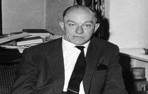 Ernst Forsthoff: Ο Πρόεδρος του Συνταγματικού Δικαστηρίου της Κύπρου με το ναζιστικό παρελθόν;