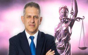 K. Θεοδωρίδης: Χωρίς Δικαιοσύνη δεν μπορεί να υπάρξει ευνομούμενη πολιτεία