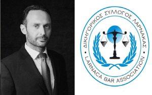 Δημήτρης Καλλένος: Ο νέος εκπρόσωπος του Δικηγορικού Συλλόγου Λάρνακας στον ΠΔΣ
